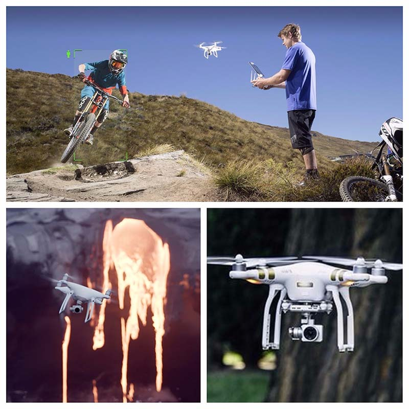 DJI Phantom comparador