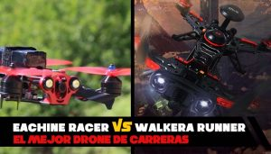 Eachine Racer Walkera Runner