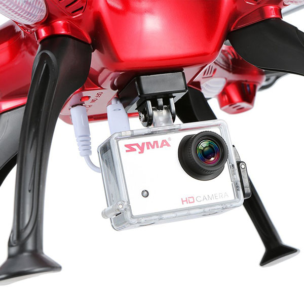 Syma X8HG cámara HD 8 MP