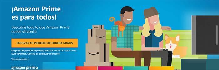 Banner Amazon Prime