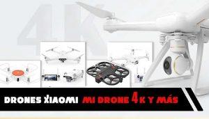 Drones XIAOMI Mi Drone 4K