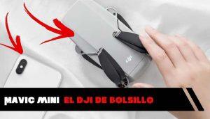 Mavic Mini el DJI de bolsillo plegable
