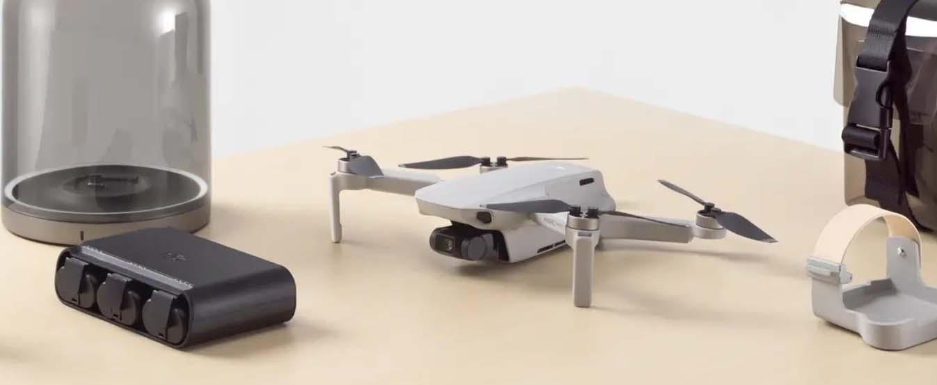 Mavic Mini: el drone plegable más ligero de DJI