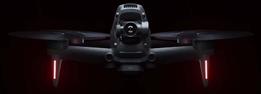 ¿A qué tipo de usuarios está destinado el dron DJI FPV?