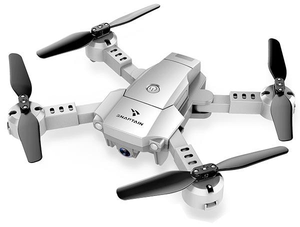 Snaptain A10 mini drone plegable camara (222)