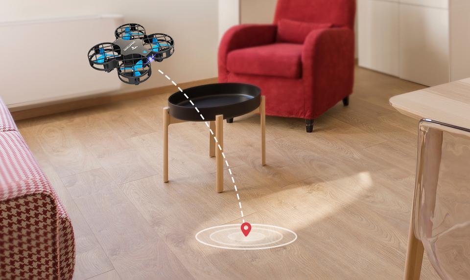 Múltiples funciones del dron H823H Plus
