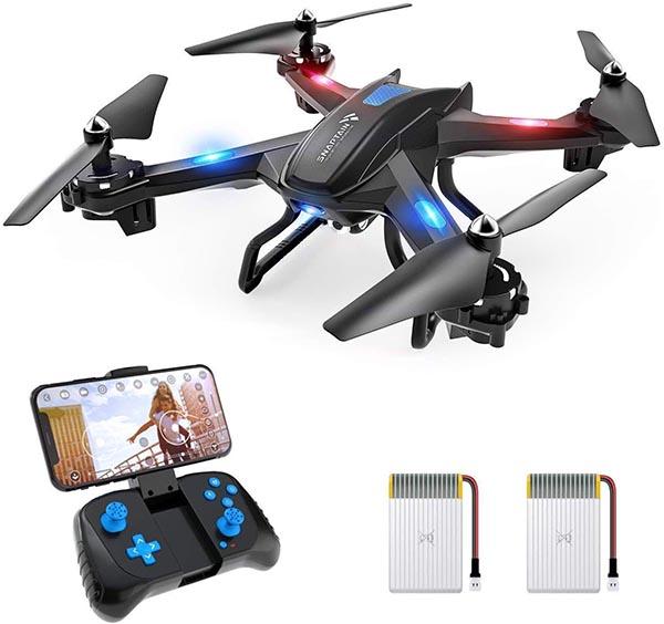 Especificaciones técnicas del Drone SNAPTAIN S5C