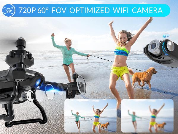 Características del SNAPTAIN S5C cámara 1080P